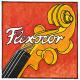 Flexocor Cello Комплект струн для виолончели (сталь) Pirastro