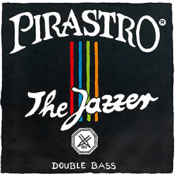 The Jazzer Комплект струн для контрабаса 3/4, Pirastro