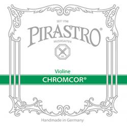 Chromcor 4/4 Violin Комплект струн для скрипки (металл), Pirastro