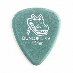 417P1.50 Gator Grip Медиатор, толщина 1,50мм, Dunlop