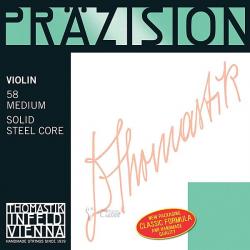 Precision Комплект струн для скрипки размером 4/4, среднее натяжение, Thomastik