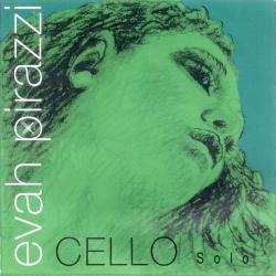 Evah Pirazzi Soloist Cello Комплект струн для виолончели Pirastro