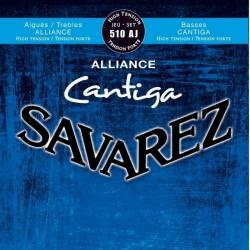 Струны Savarez 510AJ Alliance Cantiga High Tension 26-44