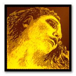 415021 Evah Gold Violin Комплект струн для скрипки (синтетика) Pirastro