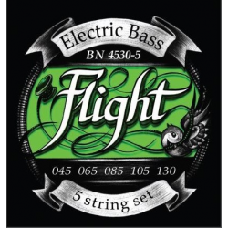 Струны для бас-гитары FLIGHT BN/4530-5