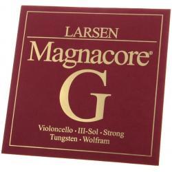 Larsen Magnacore Strong струна Соль