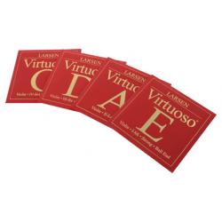 Комплект струн для скрипки Larsen Virtuoso Medium E/BE