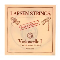 Larsen Soloist отдельная струна Ля среднего натяжения для виолончели