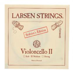 Larsen Soloist отдельная струна Ре среднего натяжения для виолончели