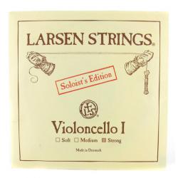 Larsen Soloist отдельная струна Ля сильного натяжения для виолончели