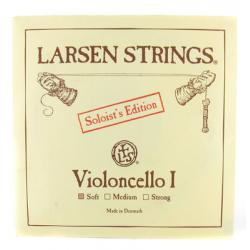 Larsen Soloist отдельная струна Ля слабого натяжения для виолончели