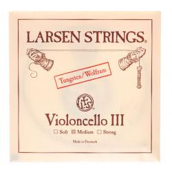 Larsen отдельная струна Соль среднего натяжения для виолончели