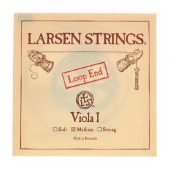 Larsen отдельная струна Ля для скрипки, среднее натяжение, с петлёй