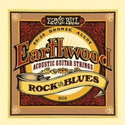Ernie Ball 2008 струны для акуст.гитары