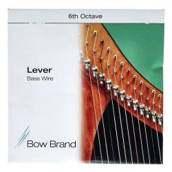 Комплект из трех струн Bow Brand для леверсной арфы  6 октава