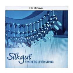 Комплект из двух струн Bow Brand Silkgut для леверсной арфы  4 октава