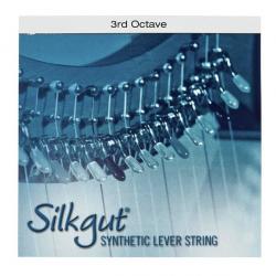 Комплект из семи струн Bow Brand Silkgut для леверсной арфы 3 октава