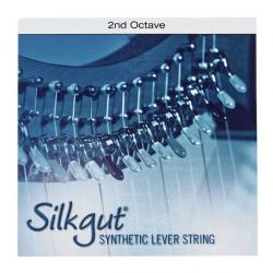 Комплект струн Bow Brand Silkgut для леверсной арфы 2 октава