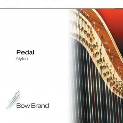 Комплект струн Bow Brand для педальной арфы 46 струн нейлон