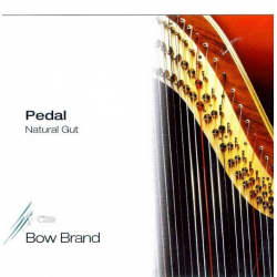 Комплект струн Bow Brand для педальной арфы 46 струн жильный