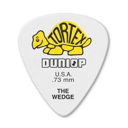 424P.73 Tortex Wedge Медиатор 0.73 мм., Dunlop