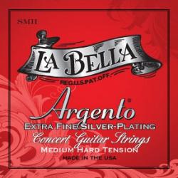 La Bella SMH Argento Комплект струн для классической гитары