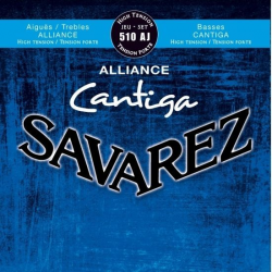 Струны Savarez 510AJ Alliance Cantiga High Tension 26-44