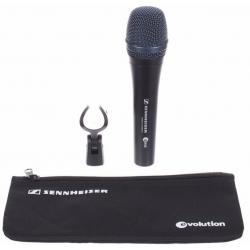 E 945 динамический суперкардиоидный микрофон Sennheiser