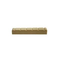 Порожек ВЕРХНИЙ для КЛАССИЧЕСКОЙ гитары ALICE A027C  52.5х6х9.3-8.8мм