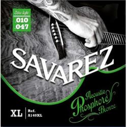 Acoustic F. Bronze Струны для акустических гитар SAVAREZ  A140XL