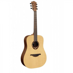 LAG GLA T70D Акустическая гитара, Дредноут, цвет - натуральный
