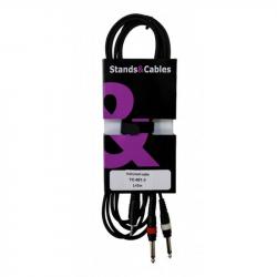 STANDS & CABLES YC-001 3 - Инструментальный кабель Стэндс каблес