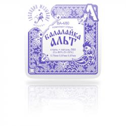 ГОСПОДИН МУЗЫКАНТ BA 4/80 - Струны для балалайки GM