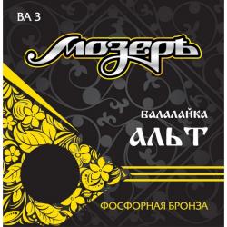МОЗЕРЪ BA 3 - Струны для балалайки