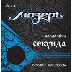 МОЗЕРЪ BS 3.2 - Струны для балалайки