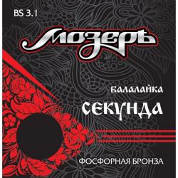 МОЗЕРЪ BS 3.1 - Струны для балалайки