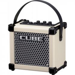 ROLAND MICRO CUBE GX White - Комбоусилитель для электрогитары Роланд