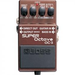 BOSS OC-3 - Педаль эффектов Босс