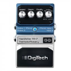 DIGITECH TR-7 - Педаль эффектов Дигитеч