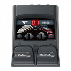 DIGITECH RP55 - Процессор эффектов Дигитеч