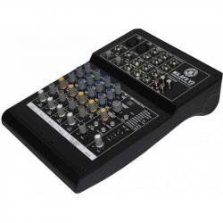 TOPP PRO MX.6 FX V2 - Микшерный пульт Топп про