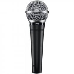 SHURE SM48-LC - Микрофон Шур