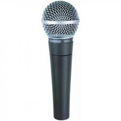 SHURE SM58 LCE - Микрофон Шур