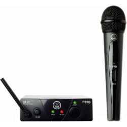 AKG WMS40 Mini Vocal Set US45B (661.100) - Радиосистема Акг