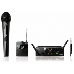 AKG WMS40 Mini2 MIX Set US45A/C - Радиосистема Акг