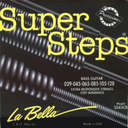 LA BELLA SS45 CB - Струны для бас-гитары Ла Белла