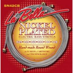 LA BELLA SN42 -CB - Струны для бас-гитары Ла Белла