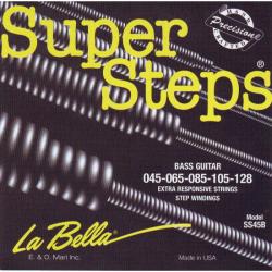 LA BELLA SS45 B - Струны для бас-гитары Ла Белла