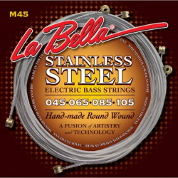 LA BELLA M45 - Струны для бас-гитары Ла Белла
