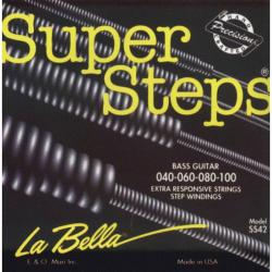 LA BELLA SS42 - Струны для бас-гитары Ла Белла